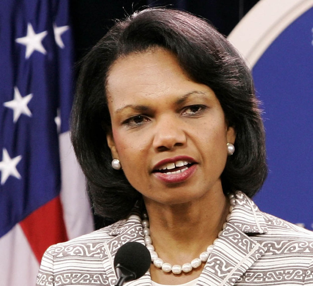 Condoleezza Rice - Right Web - Institute for Policy Studies