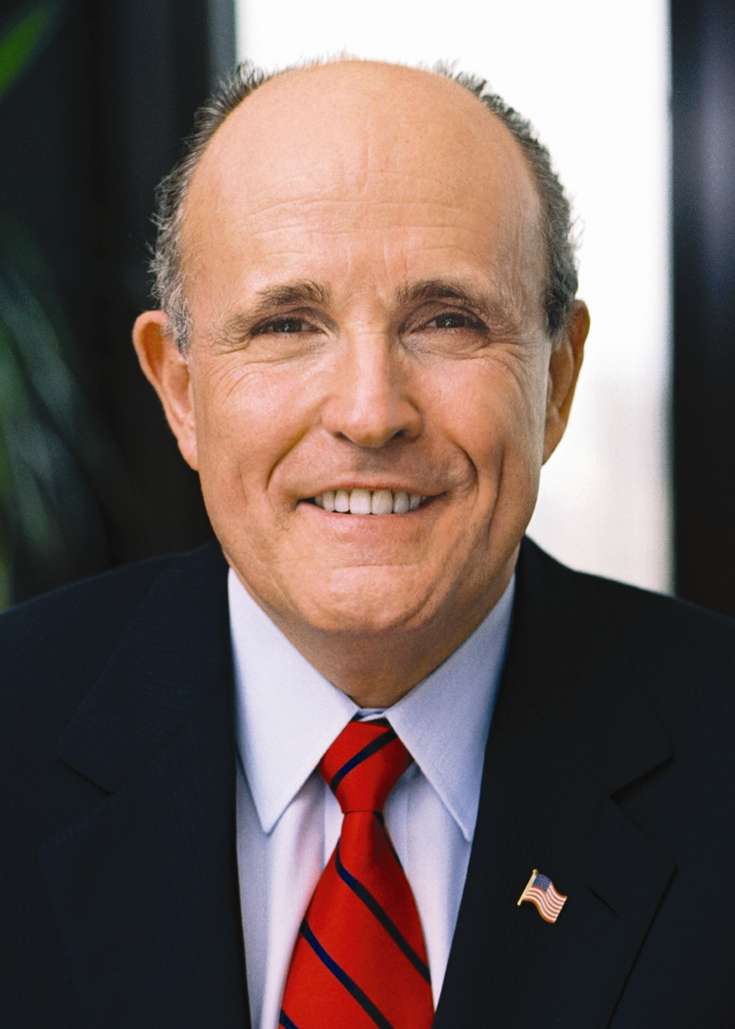 Former New York City Mayor Rudy Giuliani Endorses Donald Trump
