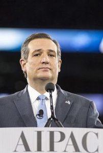 Sen. Ted Cruz at AIPAC