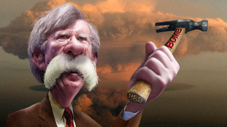 Photo: John Bolton (Donkey Hotey via Flickr)
