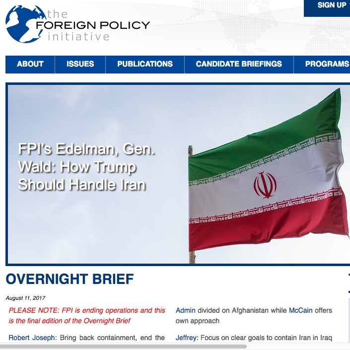 Foreign Policy Initiative